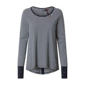 Ragwear Tričko 'MALINA'  námořnická modř / bílá