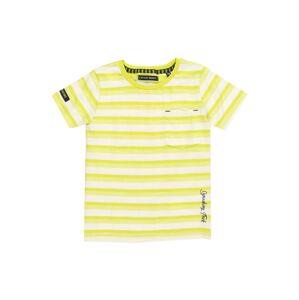 LEMON BERET Tričko 'SMALL BOYS T-SHIRT'  žlutá
