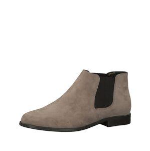 TAMARIS Chelsea boty  béžová