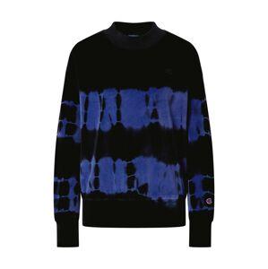 Champion Reverse Weave Mikina  marine modrá / černá