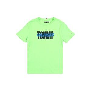 TOMMY HILFIGER Tričko  zelená