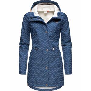 Ragwear Přechodná bunda 'Halina'  modrá