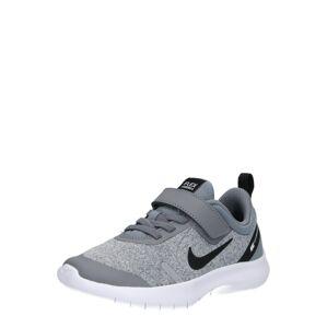 NIKE Sportovní boty 'Nike Flex Experience RN 8'  světle šedá / tmavě šedá