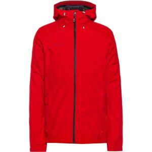 MAMMUT Outdoorová bunda 'Convey'  červená / černá
