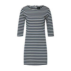 ONLY Šaty  námořnická modř / bílá