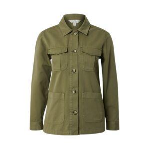 Miss Selfridge Přechodná bunda  khaki