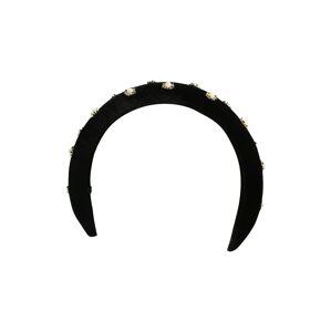OBJECT Šperky do vlasů 'MANDY'  černá