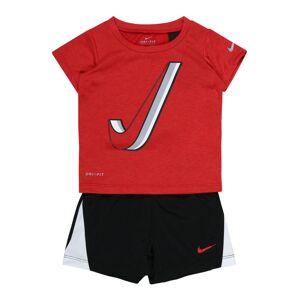 Nike Sportswear Sada  červená / černá