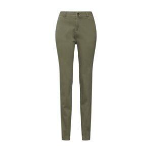 Noisy may Chino kalhoty  olivová