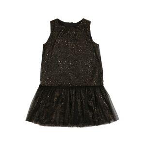 NAME IT Šaty  bronzová / černá