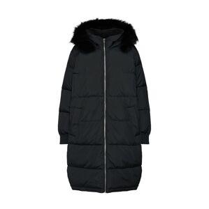 GAP Zimní kabát  černá