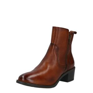 bugatti Kotníkové boty  hnědá