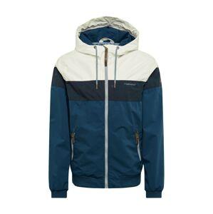 Ragwear Funkční bunda 'Jayce'  modrá / bílá