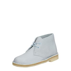 Clarks Originals Kotníkové boty 'Desert'  světlemodrá