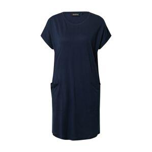 recolution Šaty 'Tencel Casual Jerseydress'  námořnická modř