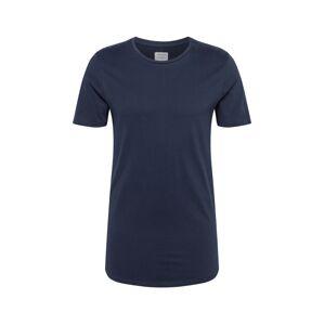 JACK & JONES Tričko  námořnická modř