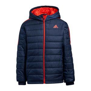 ADIDAS PERFORMANCE Outdoorová bunda  námořnická modř / červená