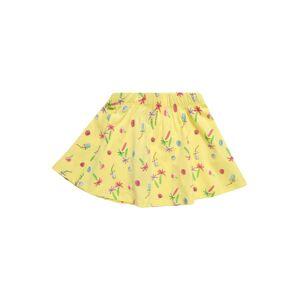 s.Oliver Junior Sukně  žlutá / mix barev