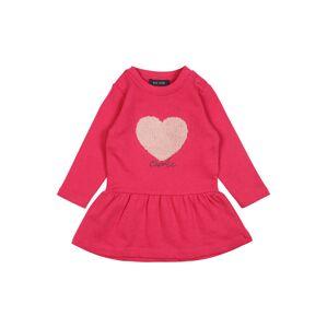 BLUE SEVEN Šaty  světle růžová / pitaya