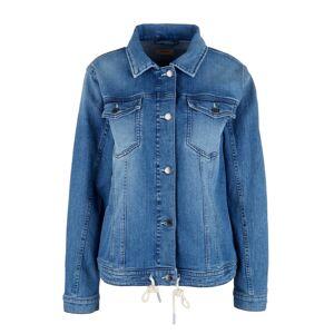 TRIANGLE Přechodná bunda  modrá
