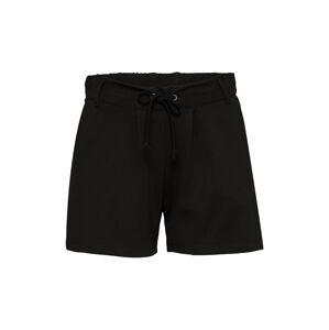JACQUELINE de YONG Kalhoty  černá
