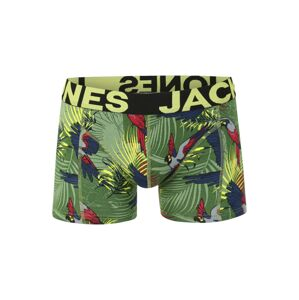 JACK & JONES Boxerky 'ANIMALS'  mix barev / olivová