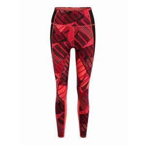 PUMA Sportovní kalhoty 'Be Bold'  krvavě červená / růžová / černá