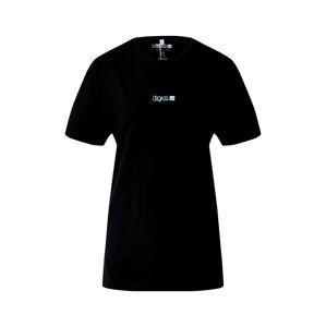 Degree Tričko  černá
