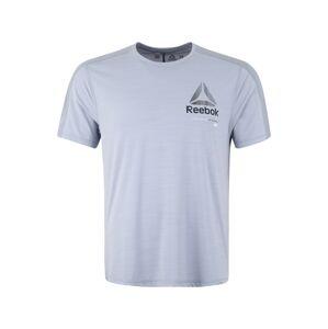 REEBOK Funkční tričko 'OST ActivChill Move'  šedobéžová