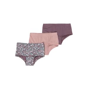 NAME IT Spodní prádlo  tmavě fialová / světle fialová / bílá / nefritová