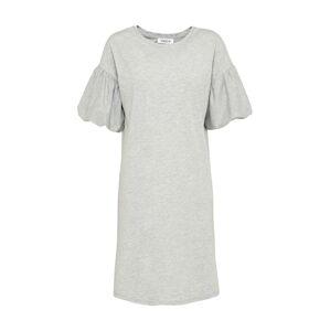EDITED Šaty 'Bonnie'  šedý melír