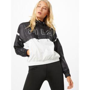 FILA Sportovní bunda 'Alexane'  bílá / černá
