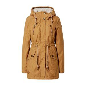 Ragwear Zimní bunda 'Elsie'  světle hnědá