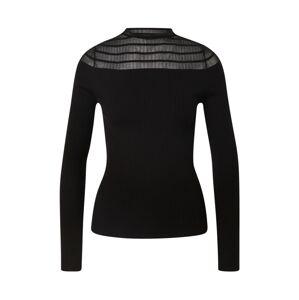 Fashion Union Svetr 'MIKE'  černá