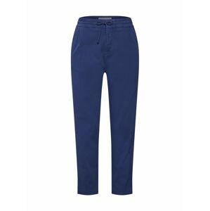 DRYKORN Chino kalhoty 'LEVEL'  modrá