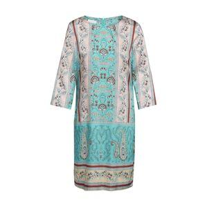 CINQUE Košilové šaty 'Ciesta'  modrá / růžová