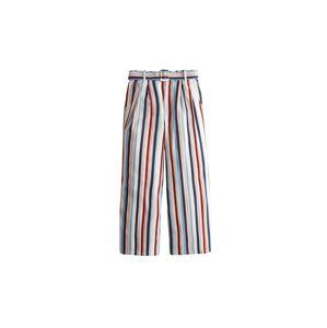 HOLLISTER Kalhoty 'Asia'  tmavě modrá / světlemodrá / pink / červená