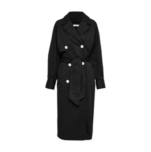 EDITED Přechodný kabát  černá
