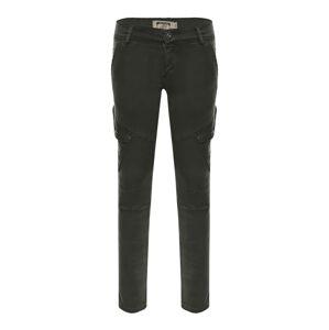 BLUE EFFECT Kalhoty  antracitová