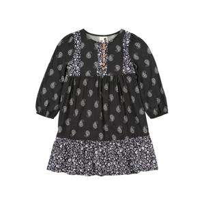 Cotton On Šaty 'Ebony'  černá / bílá