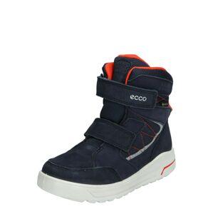 ECCO Sněhule 'Urban'  tmavě oranžová / tmavě modrá