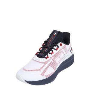 Tommy Sport Běžecká obuv  růžová / bílá / černá