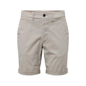 JACK & JONES Chino kalhoty 'Enzo'  světle šedá