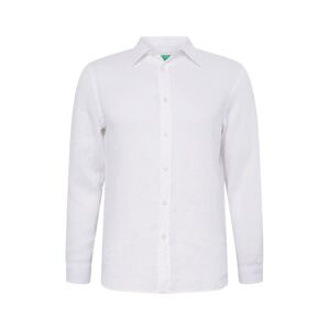 UNITED COLORS OF BENETTON Košile  bílá