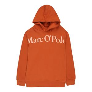Marc O'Polo Junior Mikina  oranžová