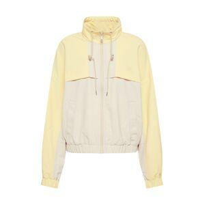 LEVI'S Přechodná bunda 'Celeste'  pastelově žlutá / béžová