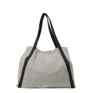 Forvert Nákupní taška 'Cloe'  šedá / bílá
