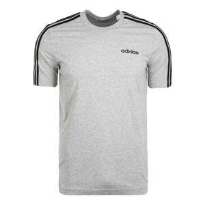 ADIDAS PERFORMANCE Funkční tričko  šedá / černá