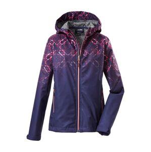 KILLTEC Outdoorová bunda 'Rodeny'  pink / růžová / fialkově modrá