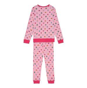 UNITED COLORS OF BENETTON Pyžamo  pink / mix barev